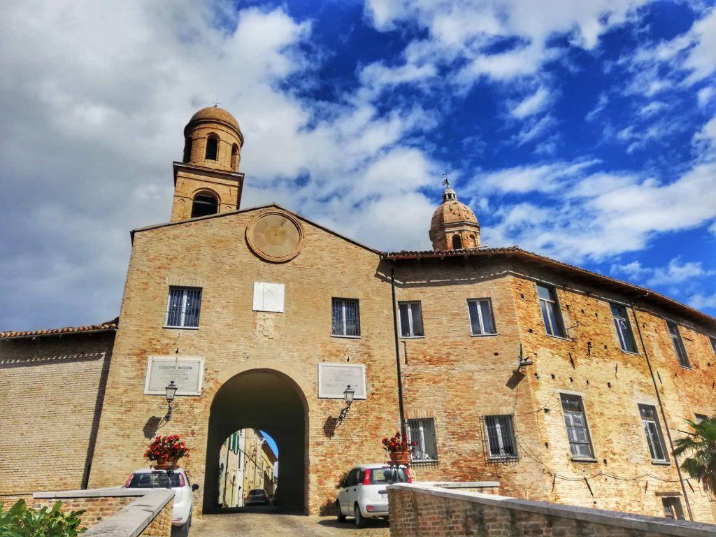 Cosa vedere a Orciano di Pesaro Porta Nuova