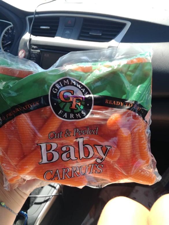 Baby Carrots - Fare la spesa al Walmart in America