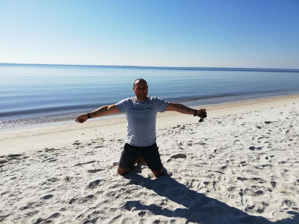 Percorrendo la Costa Ovest della Florida- Una Bellissima Spiaggia Bianca