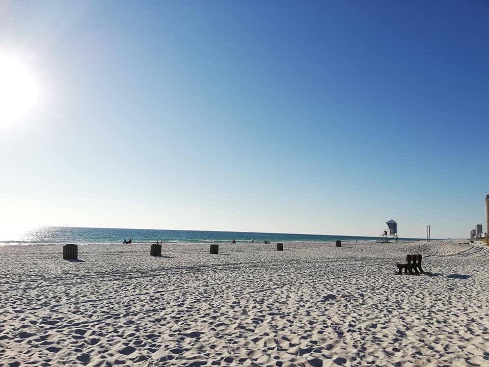 Percorrere la Costa Ovest della Florida - La splendida spiaggia di Panama Beach