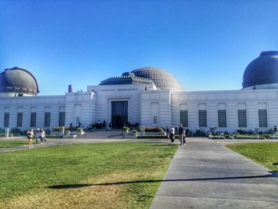 Griffith Observatory - Griffith Park