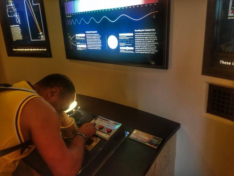 cosa fare al Griffith Park osservazione live del sole - Griffith Observatory