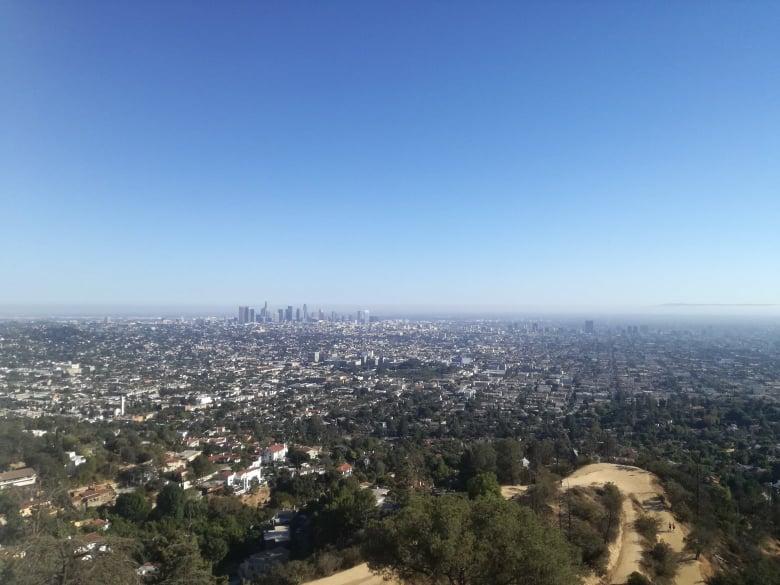 cosa fare al Griffith Park skyline Los Angeles