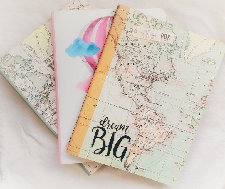 cosa regalare ad un viaggiatore diari di viaggio