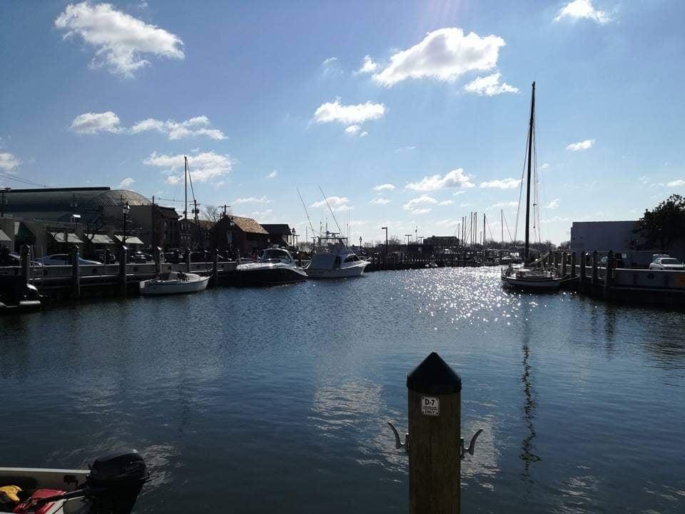 cosa vedere ad Annapolis- Il porticciolo con il memoriale di Kunta Kinte Alex-Haley