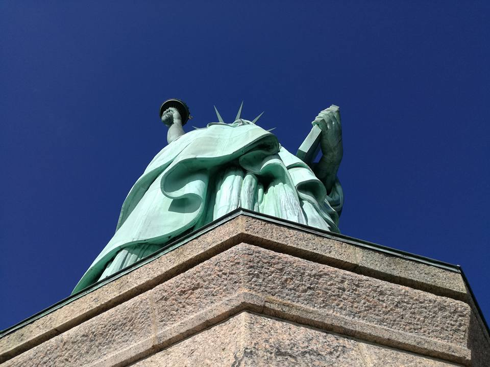 curiosità sulla Statua della Libertà dettagli