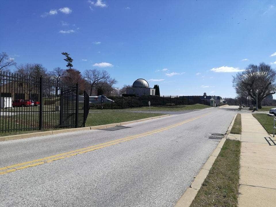 visita Accademia Navale Annapolis Entrance gate 8