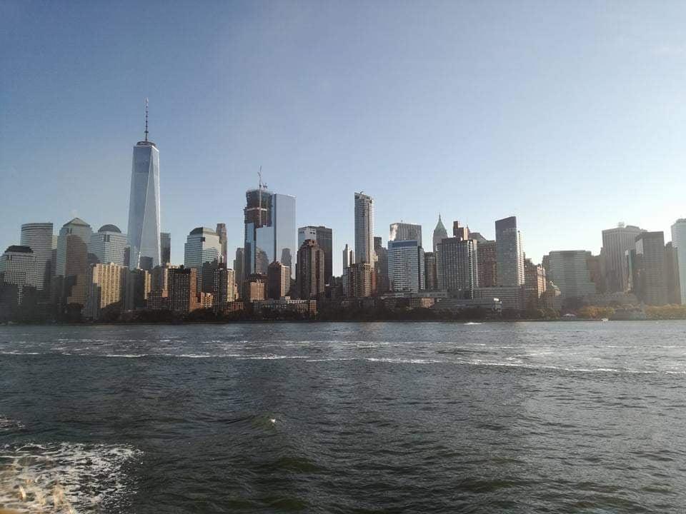 visita Statua della Libertà skyline 2016