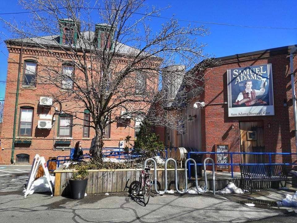 visita Samuel Adams Brewery Boston ingresso