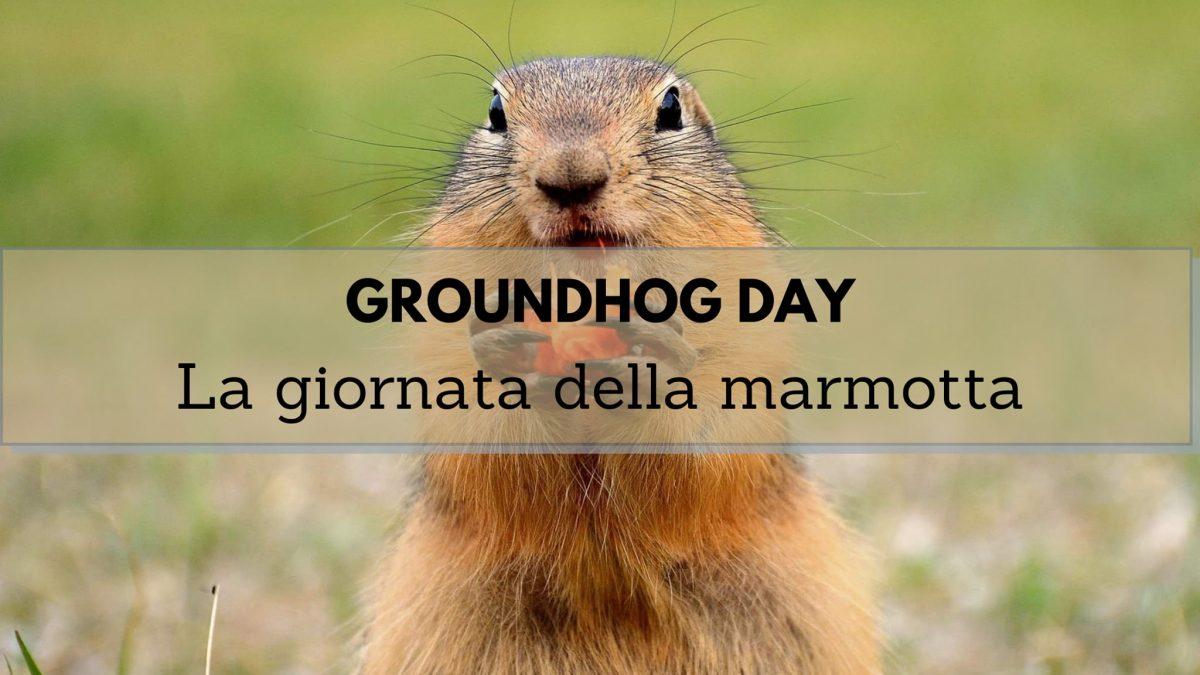 Groundhog Day Le previsioni della marmotta