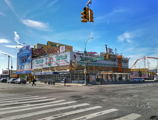 Nathan's Famous Coney Island