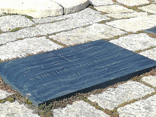 Tomba di John Fitzgerald Kennedy - Cimitero di Arlington