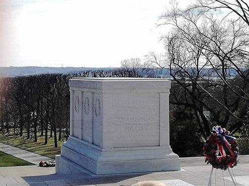 Tomba del Milite Ignoto - Cimitero di Arlington
