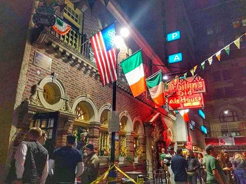 Festeggiamenti di Saint Patrick's - Nelle vicinanze del City Hall cosa fare in un giorno a Philadelphia