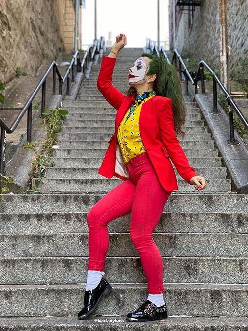 intervista a Kiara Di Paola Kiariladyboss New York City 4 all clown
