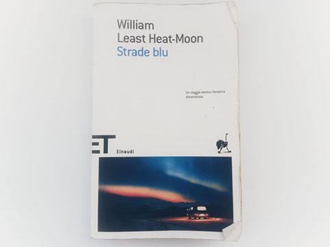 libri per conoscere Stati Uniti strade blu William Least Heat Moon
