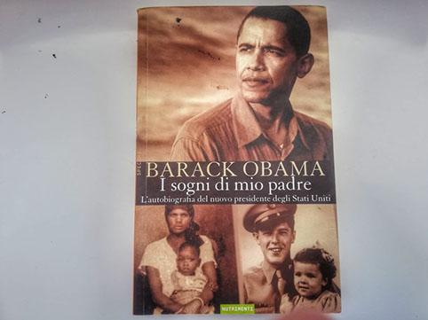 Barack Obama - I sogni di mio padre libri per conoscere gli Stati Uniti
