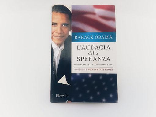 Barack Obama - L'audacia della speranza libri per conoscere gli Stati Uniti