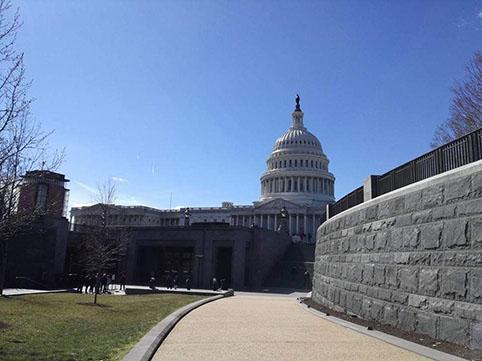 Ingresso per la visita del Campidoglio di Washington Dc