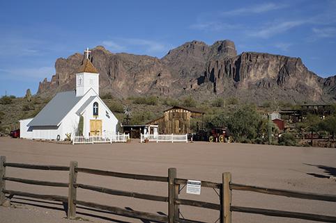 Apacheland Arizona  ©5Socci di Monica Socci intervista per Usa Friends di Usa la Valigia