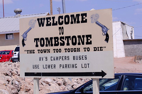 Cosa vedere a Tombstone The town too rough to die - Arizona