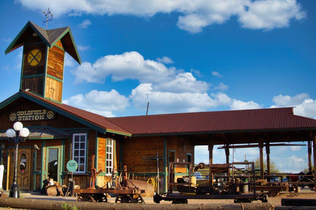 Goldfield Station - Arizona - ©5socci di Monica Socci intervista per Usa Friends di Usalavaligia