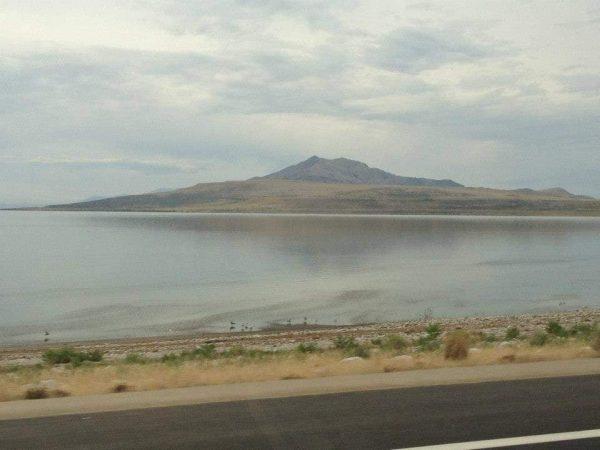 Antelope Island State Park Great Salt Lake