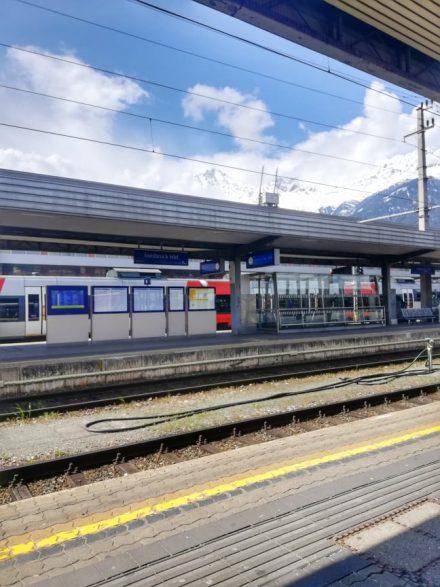 Stazione di Innsbruck
