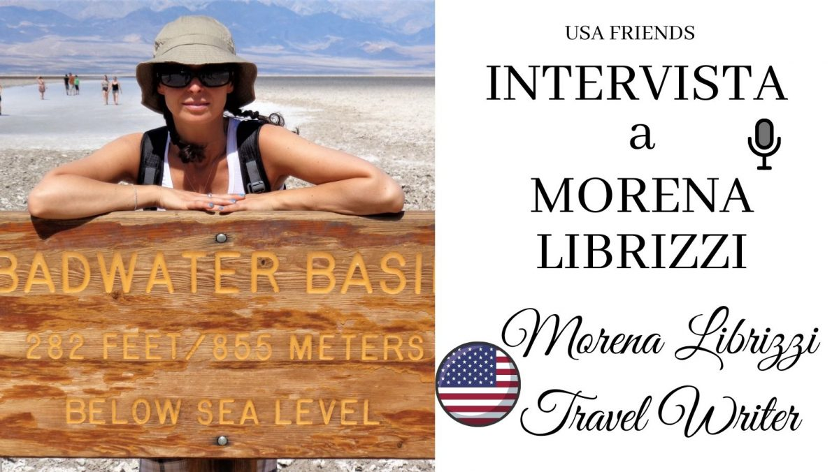 Intervista a Morena Librizzi - Badwater Basin - Death Valley
