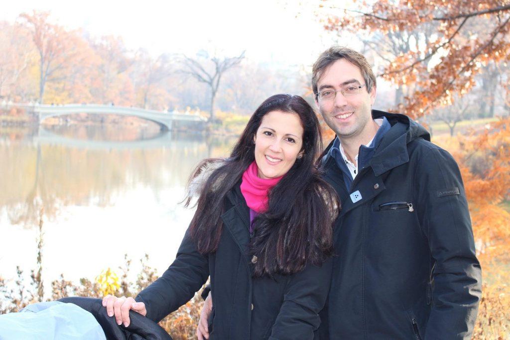 intervista a Marina di Il gusto in viaggio Central park