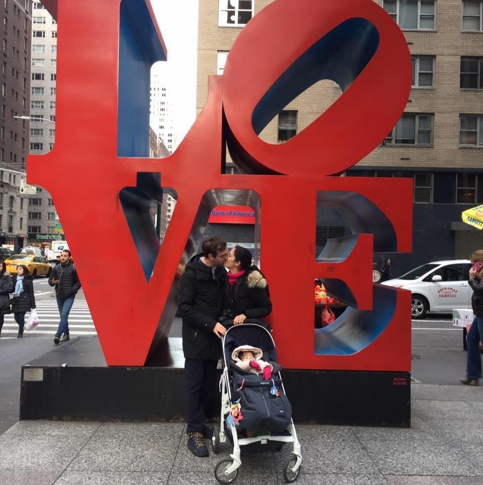 Love NYC Intervista a Marina de Il gusto in viaggio