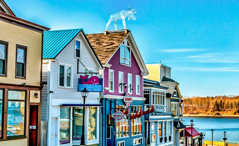 Bar Harbor ©A Plus Intorno al Mondo