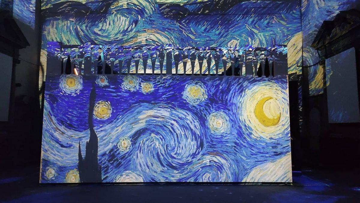 Van Gogh e i maledetti Firenze Starry Night