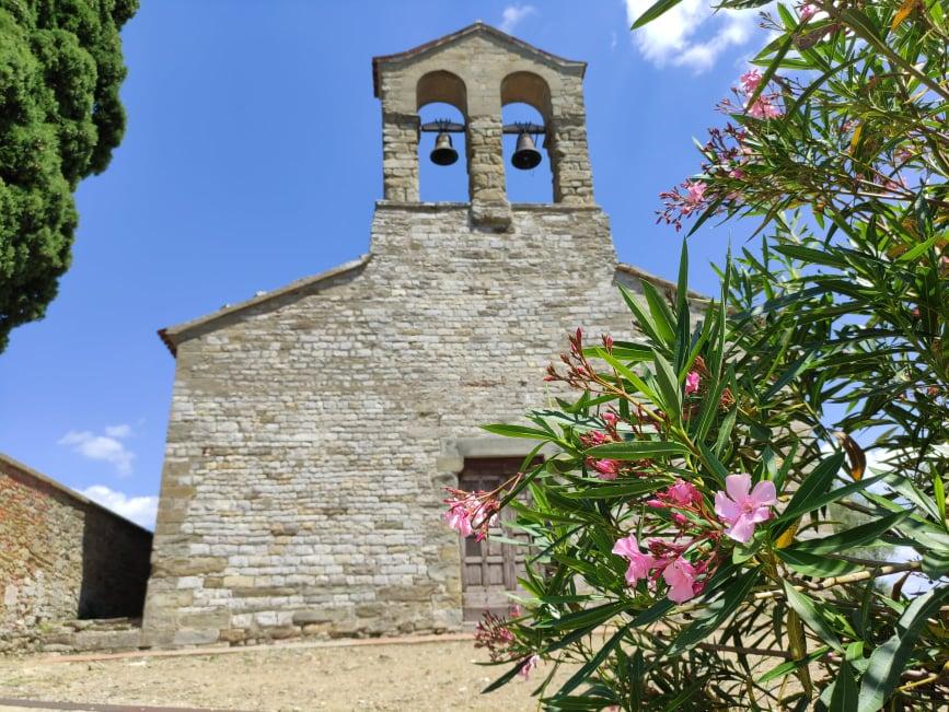 Chiesa di San Michele Arcangelo - Isola Maggiore