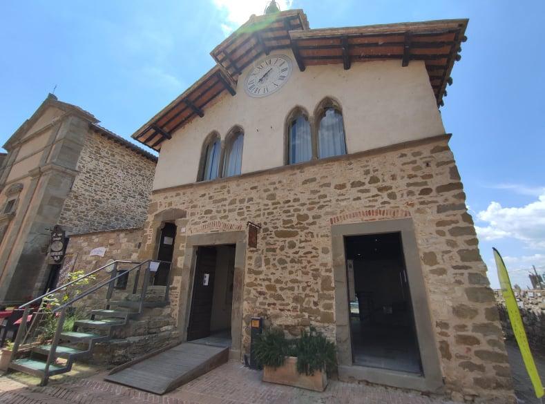 Casa del capitano del Popolo - Centro di Documentazione sull'Isola Maggiore