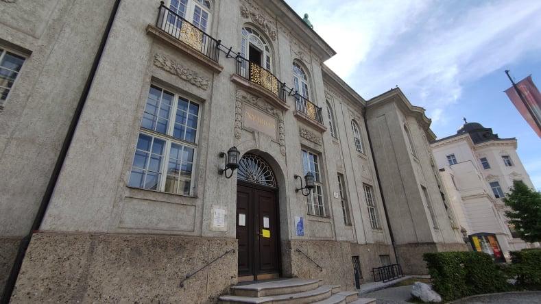 Stiftung Mozarteum - Salisburgo