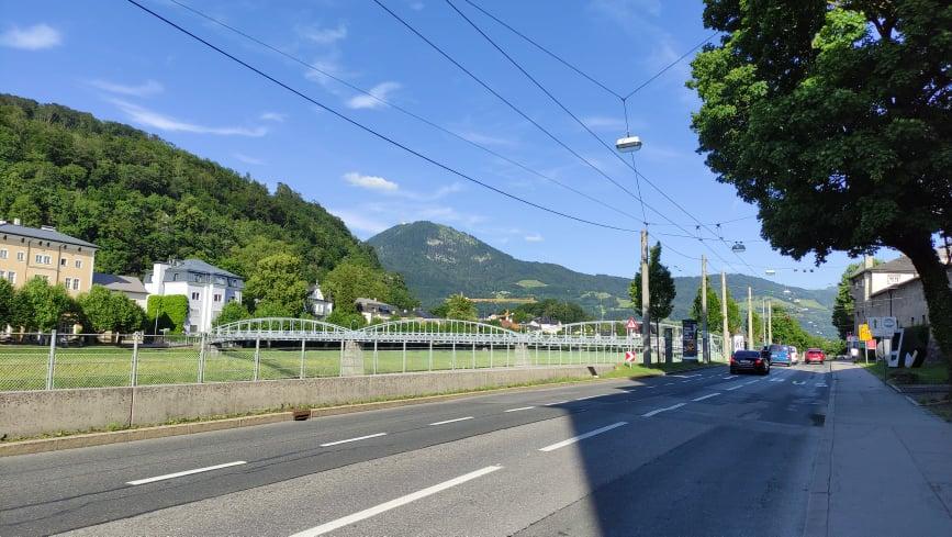 Mozartsteg Salisburgo