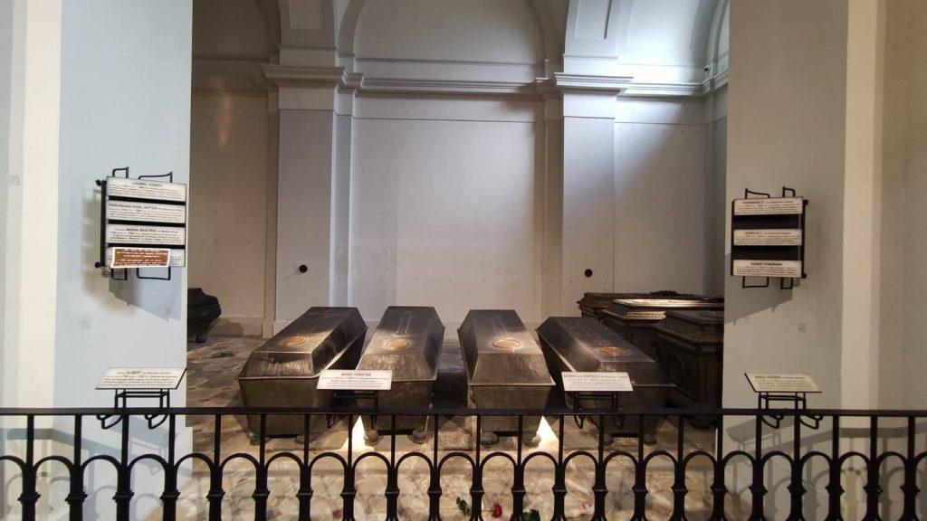 Cripta Imperiale Vienna