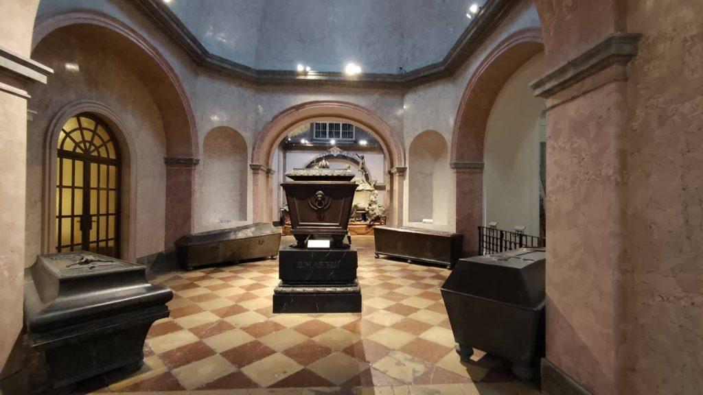 Cripta di Francesco - Cripta Imperiale Vienna