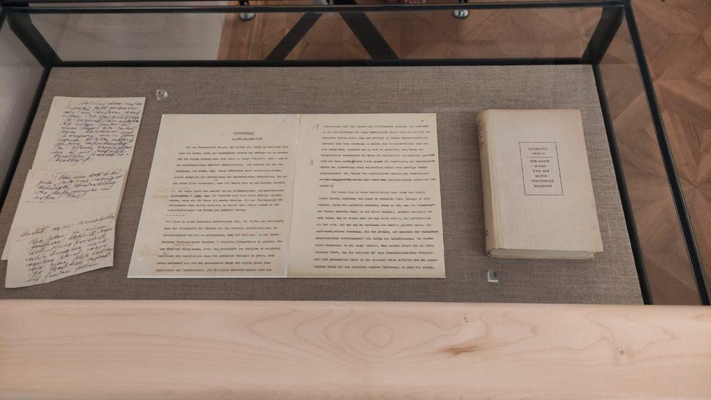 Opere e lettere di Freud esposte al museo di Vienna