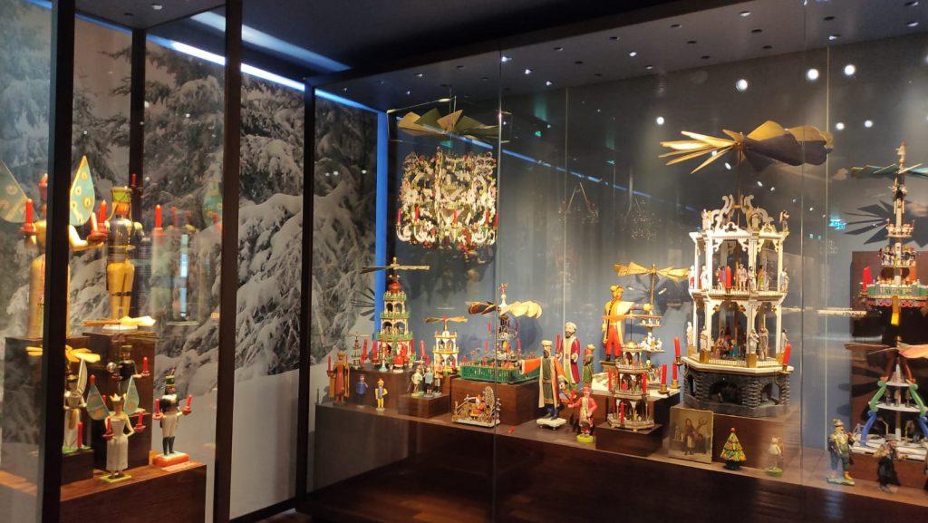 Miniature natalizie al Museo del Natale di Salisburgo