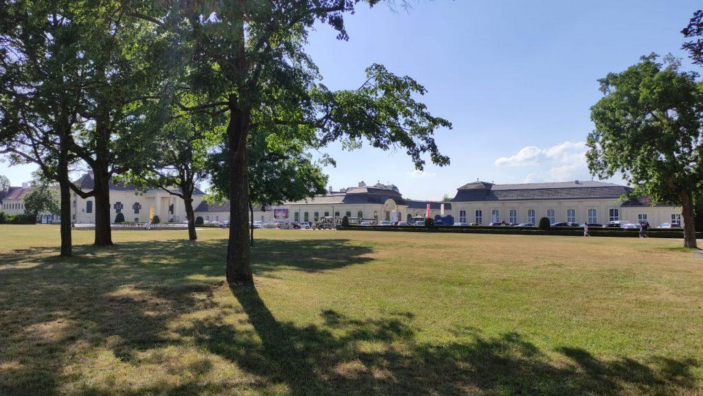 Parco del castello di Laxenburg