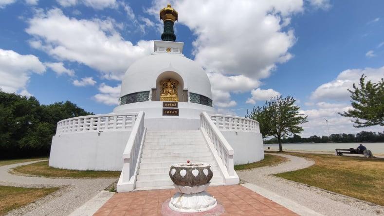 La Pagoda della Pace lungo le rive del Danubio a Vienna, cose da vedere insolite e originali