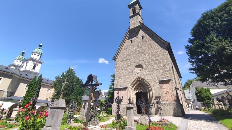 Cimitero di San Pietro - Cosa vedere a Salisburgo