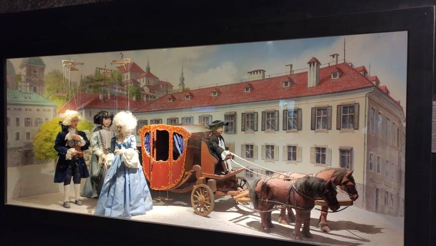Museo delle Marionette - Cosa vedere a Salisburgo