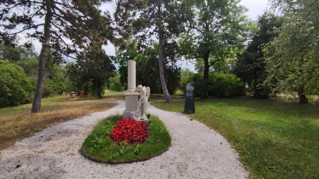 Monumento di Mozart a Vienna - St Marx Friedhof