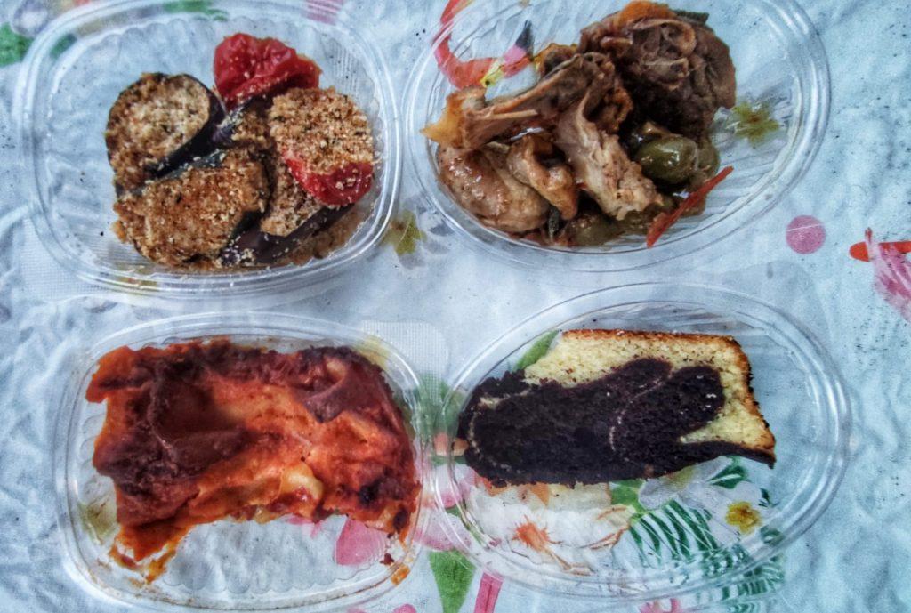 La Magic Box che non riteniamo conforme al progetto dell'app Too good to go contro lo spreco alimentare ma anche di materiale