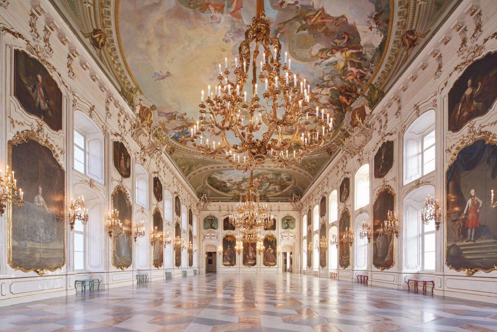 Kaiserliche Hofburg Riesensaal   Imperial Palace, Giants' Hall  © Innsbruck Tourismus / Christian Vorhofer