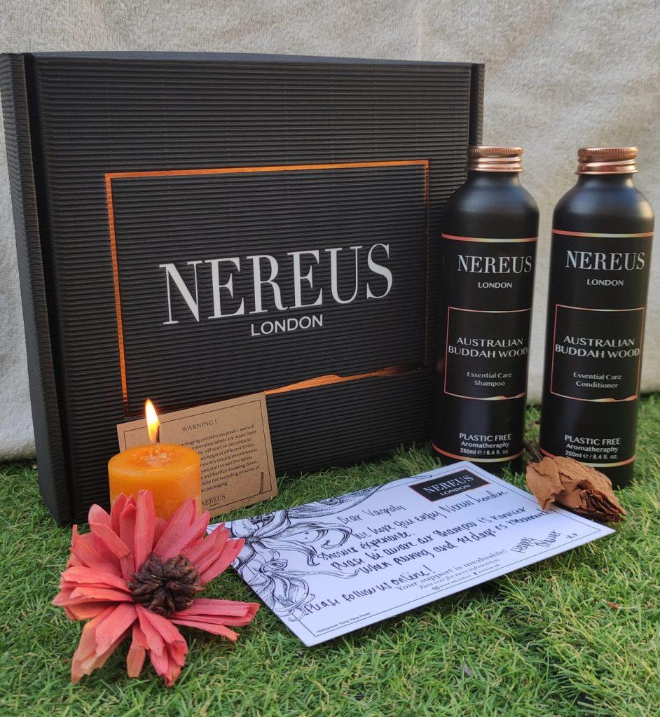 Nereus London - Shampoo e balsamo ecosostenibile - Confezione regalo