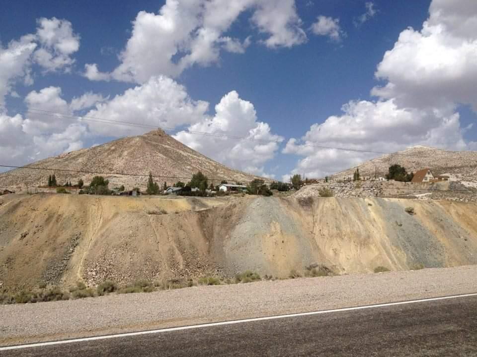 Tonopah e i suoi fenomeni paranormali - La miniera e il disastroso incendio